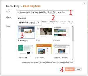 Blogging, Tips Praktis, Internet, Internet Marketing, cara membuat blog dari awal, cara cepat membuat blog, tips mudah membuat blog, cara agar blog sukses, langkah membuat blog yang benar,