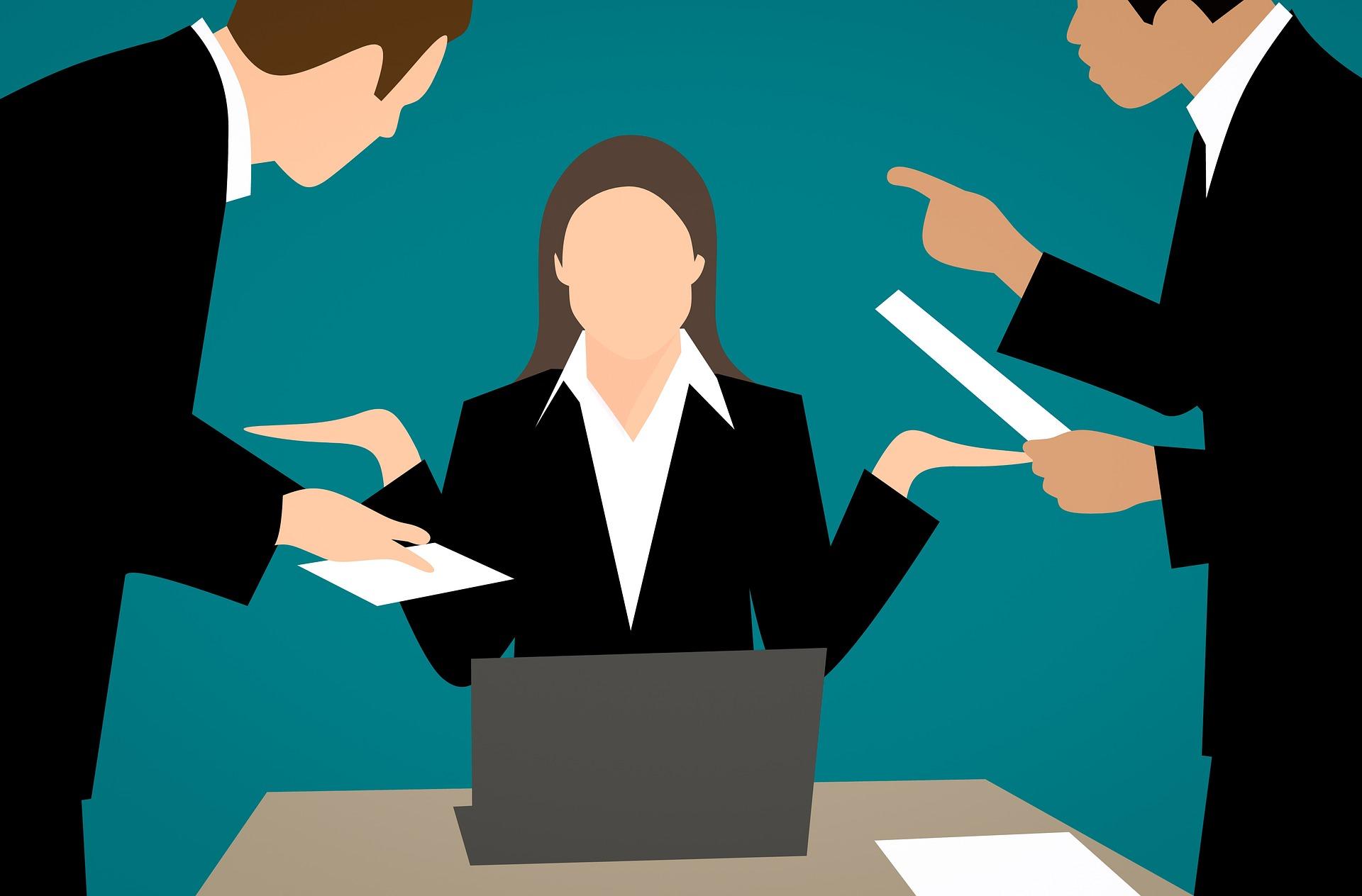 5 Cara Sopan Menolak Perintah Atasan (BOSS)